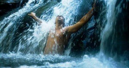 Практика потока на каждый день: водопад  здоровья и омоложения